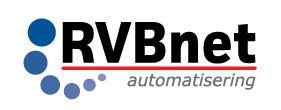 RVBnet Automatisering logo